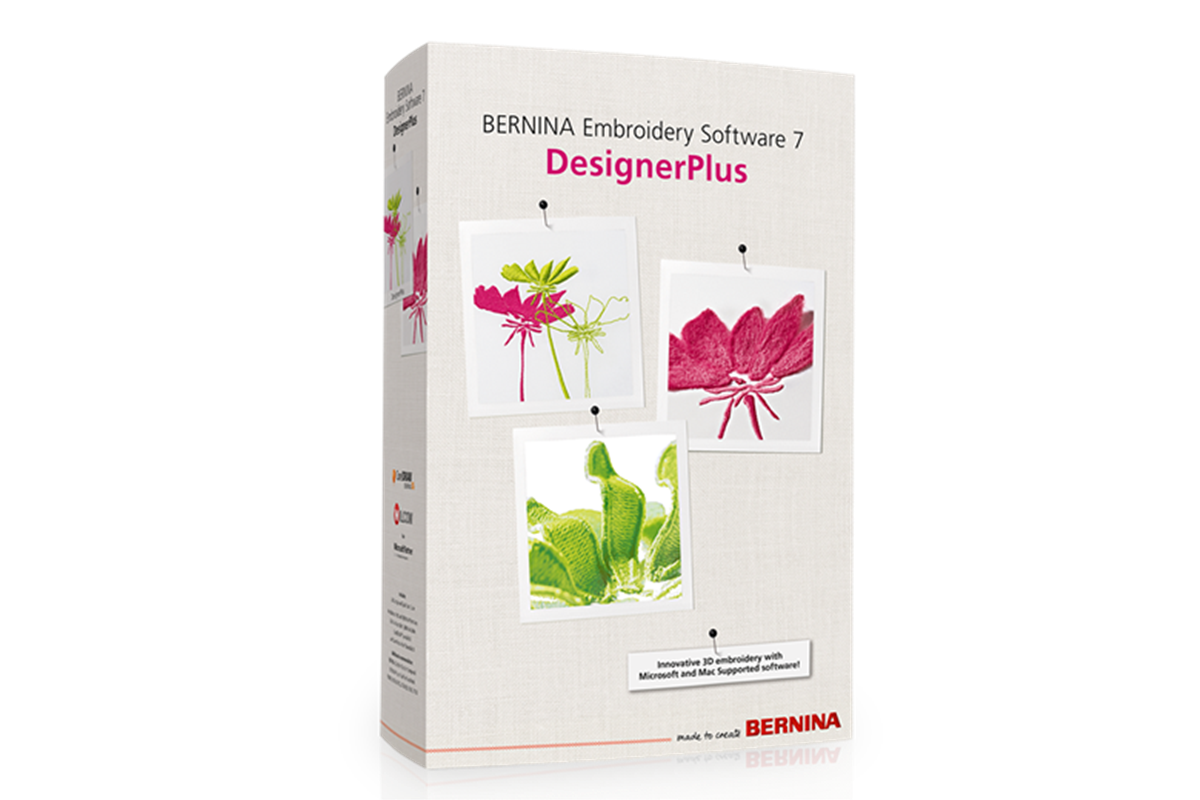Bernina BERNINA 7 – DesignerPlus vyšívací software