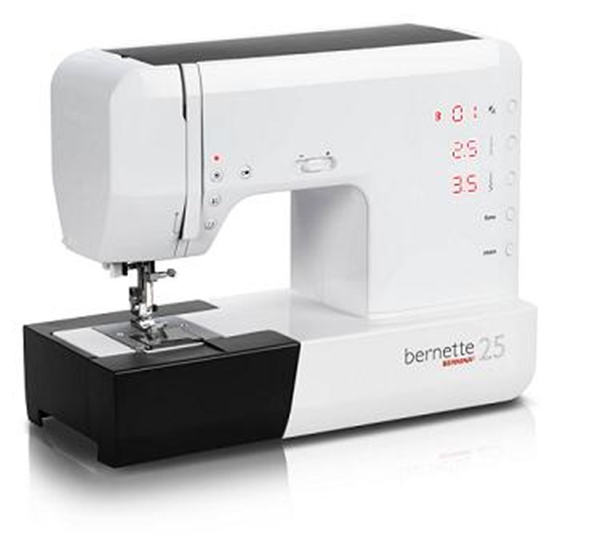 Bernina Bernette London 8 šicí stroj