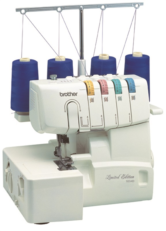 Brother M 1034 D Overlock
