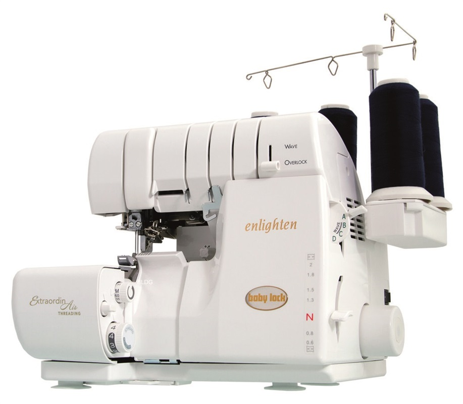 Baby Lock Enlighten BLE3ATW-2 overlock