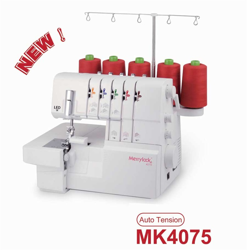 Brother Merrylock MK 4075 Coverlock - overlock